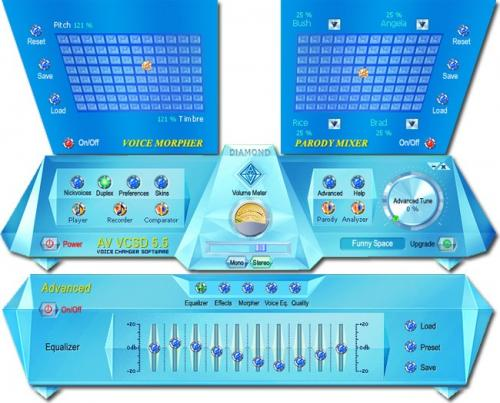 AV Voice Changer Software 7.0.15 Diamond