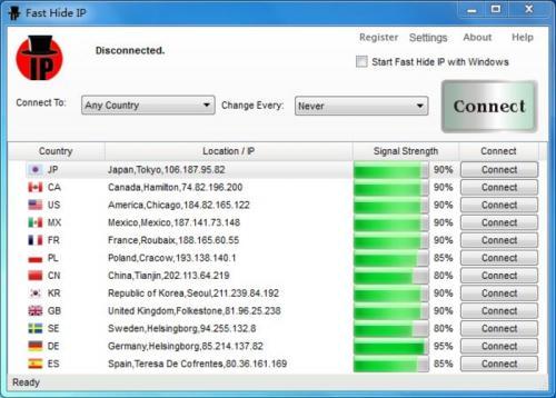 Hide IP NG 1.58 - Download NG 1.58