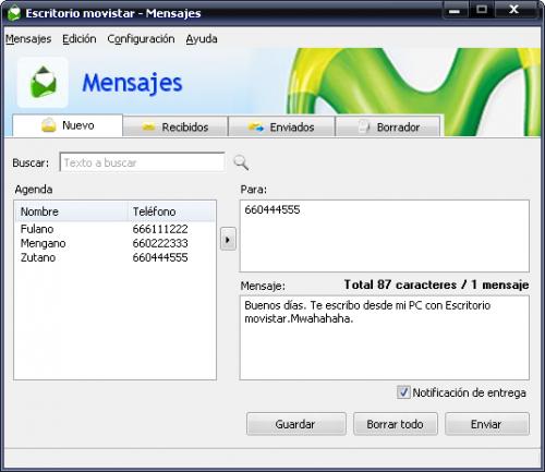 Escritorio Movistar - Download  7.0