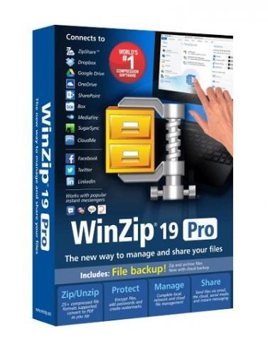 WinZip - Download 15.5