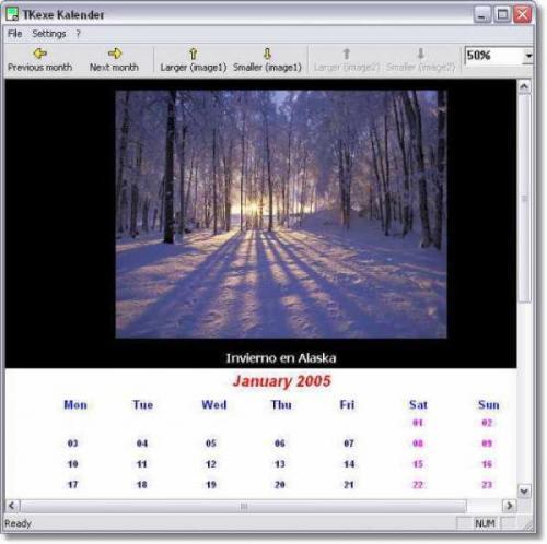 Tkexe Kalender - Download 1.0.9.4
