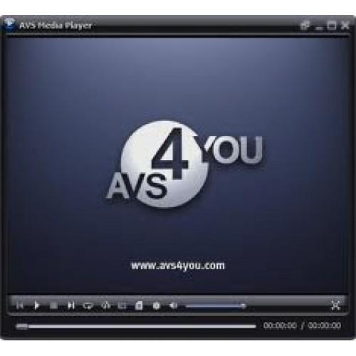 AVS Media Player 4.1.2.65 - Download 4.1.2.65