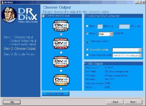 Dr. DivX 2.0.1 b7