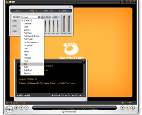 GOM Media Player 2.1.26.5021 Beta - Download 2.1.26.5021