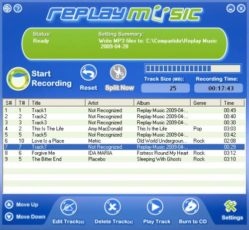 Replay Music - Download 3.0
