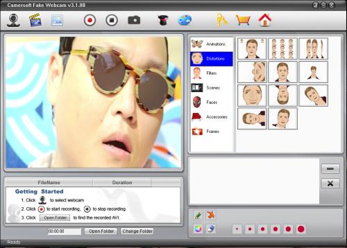 Fake Webcam  - Download 4.5