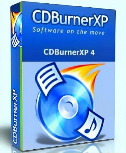 CDBurnerXP Pro - Download 4.3.8.2631