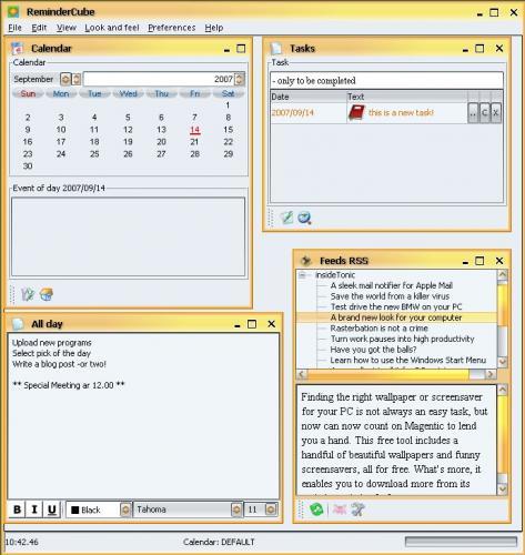 ReminderCube 4.1