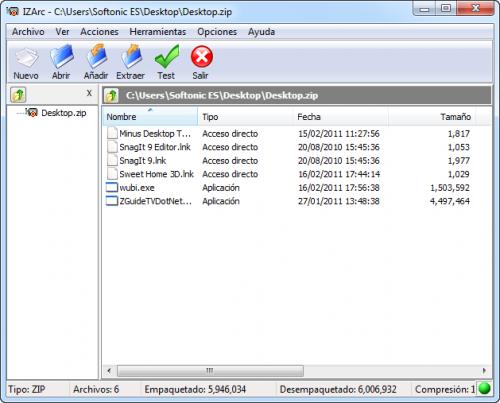 IZArc 4.1.2 - Download 4.1.2