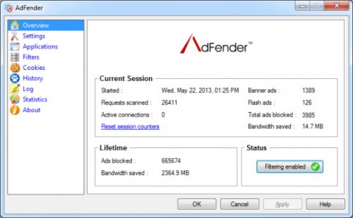 AdFender 1.0