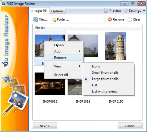 VSO Image Resizer 2.1.8.2.