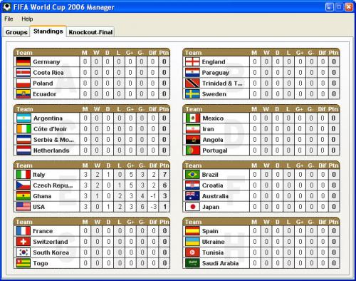FIFA World Cup 2006 Manager 1.4