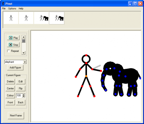 Pivot Stickfigure Animator 2.2.5