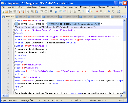 Notepad++ - Download  5.3.1