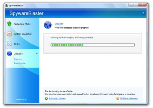 SpywareBlaster 4.2