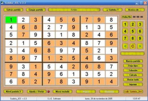Sudoku Jes - Download 4.0